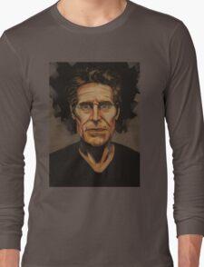 Willem Dafoe Long Sleeve T-Shirt