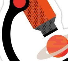 Microcosmos - macrocosmos Sticker