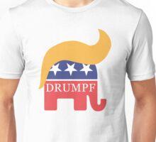 Drumpf 2016 GOP Elephant Hair  Unisex T-Shirt