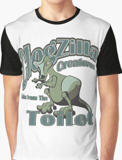 ClogZilla #4 Graphic T-Shirt