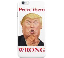 Vote Trump  iPhone Case/Skin