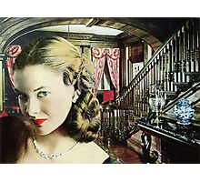 Lady of the House Photographic Print