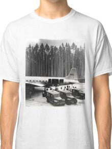 Evacuation from the Tall Trees Classic T-Shirt