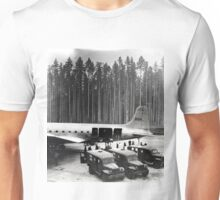 Evacuation from the Tall Trees Unisex T-Shirt