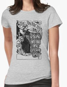HAYMARKET RIOT Womens Fitted T-Shirt