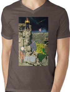 Step Mens V-Neck T-Shirt