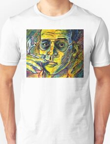 Turn Pro, Hunter S. Thompson tribute T-Shirt