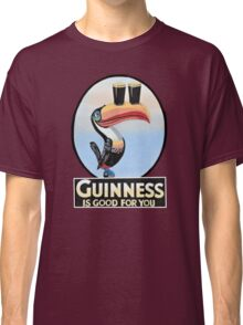 GUINNESS IS GOOD FOR YOU TOUCAN Classic T-Shirt