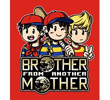 Another MOTHER Trio (Ness, Ninten & Lucas) Photographic Print