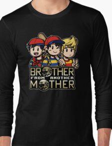 Another MOTHER Trio (Ness, Ninten & Lucas) Long Sleeve T-Shirt