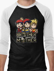 Another MOTHER Trio (Ness, Ninten & Lucas) Men's Baseball ¾ T-Shirt