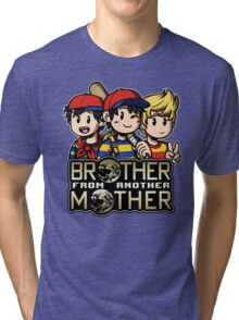 Another MOTHER Trio (Ness, Ninten & Lucas) Tri-blend T-Shirt
