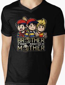 Another MOTHER Trio (Ness, Ninten & Lucas) Mens V-Neck T-Shirt