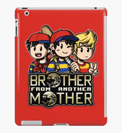 Another MOTHER Trio (Ness, Ninten & Lucas) iPad Case/Skin
