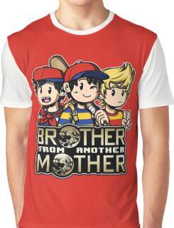 Another MOTHER Trio -alt- (Ness, Ninten & Lucas) Graphic T-Shirt