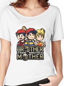Another MOTHER Trio -alt- (Ness, Ninten & Lucas) Women's Relaxed Fit T-Shirt
