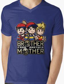 Another MOTHER Trio -alt- (Ness, Ninten & Lucas) Mens V-Neck T-Shirt