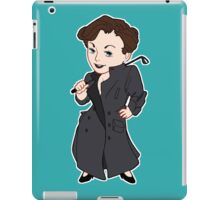 The Whip Hand iPad Case/Skin