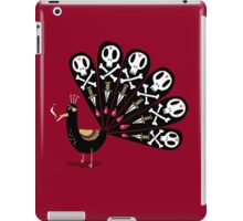 Dark Peacock iPad Case/Skin