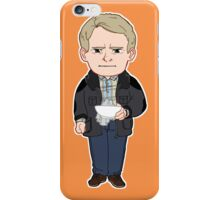 Flustered John iPhone Case/Skin