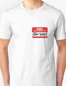 Eminem Name Unisex T-Shirt