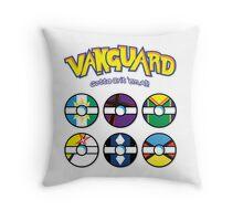 Cardfight Vanguard Balls Throw Pillow
