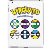 Cardfight Vanguard Balls iPad Case/Skin