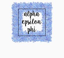 Alpha Epsilon Phi Flower Box Unisex T-Shirt