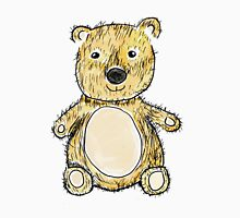 Cute Teddy Design (Pen-and-Wash Effect) Unisex T-Shirt