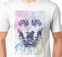 Textural Face Unisex T-Shirt