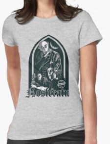 Nosferatu Womens Fitted T-Shirt