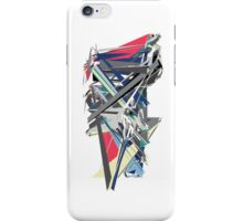 Modern Abstract Motor Art iPhone Case/Skin