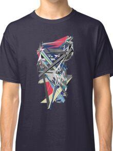 Modern Abstract Motor Art Classic T-Shirt