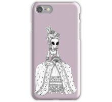 Alien Rococo iPhone Case/Skin