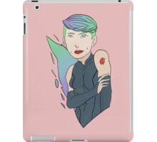 Sci-Fi Girl iPad Case/Skin