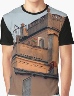 Stairway to haven Graphic T-Shirt
