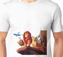 Family of Lion King  Unisex T-Shirt