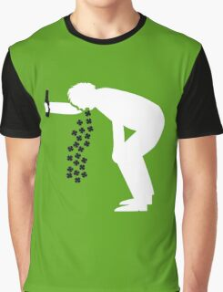 St. Patty's Day Puke! Graphic T-Shirt