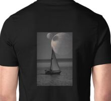 Night Sailing and Planets Unisex T-Shirt