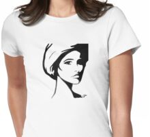 Lea Womens Fitted T-Shirt