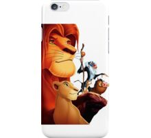 King Of Lion iPhone Case/Skin