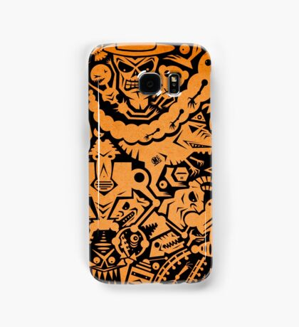Many Monsters Samsung Galaxy Case/Skin