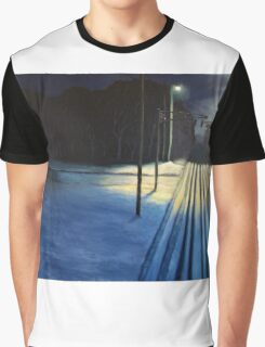 Oh to be Like Frost Graphic T-Shirt
