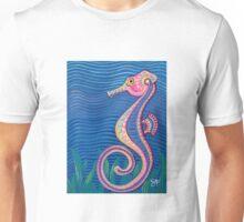 The Bottom of the Big Blue Sea Sea Sea Unisex T-Shirt