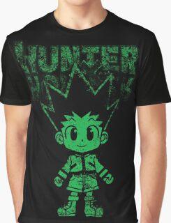 cute green hunter Graphic T-Shirt