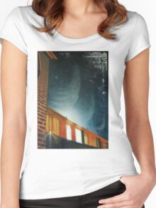 Ethercast Women's Fitted Scoop T-Shirt