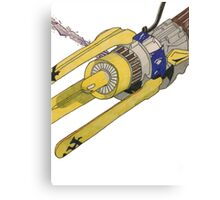 Anakin's Podracer Canvas Print