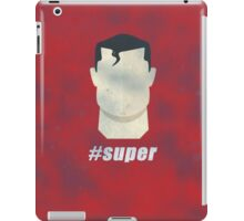 #super iPad Case/Skin