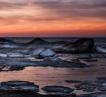 Ice Dunes by Gaby Swanson