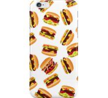 Burgers! iPhone Case/Skin